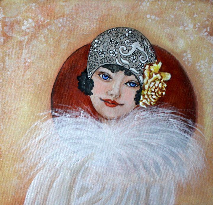 Clara - La Marr Kramer's Fine Art Gallery