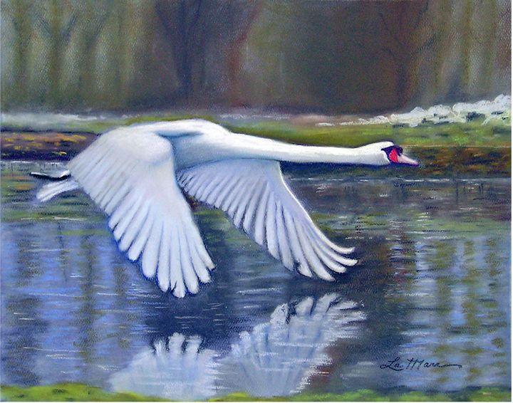 Taking Flight - La Marr Kramer's Fine Art Gallery