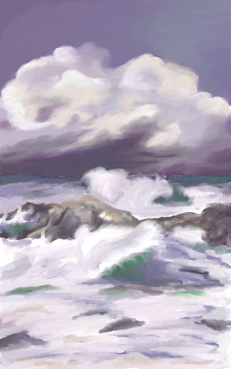 Stormcloud - Peter Rex
