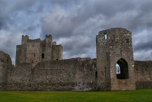 Trim Castle Ireland - Maria Keady at Through the Lens of MTK