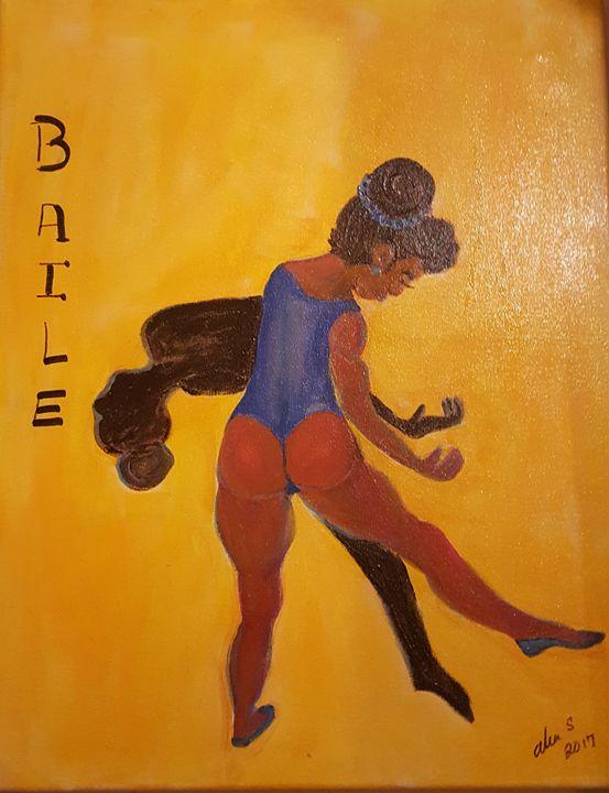 Balle (Dance) - Artbyakua