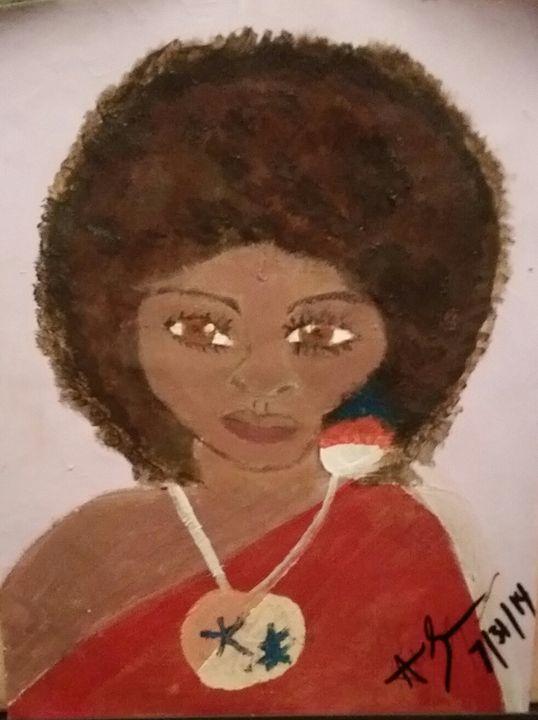 Afrocentric - Artbyakua
