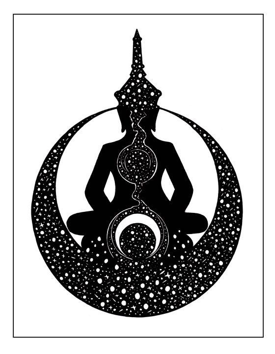 Buddha mind relaxation - Artist_blackstyle