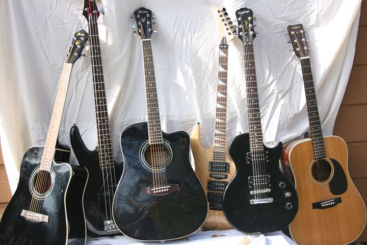 Guitars - BSparks