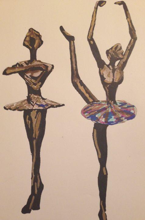 Dancers - BSparks