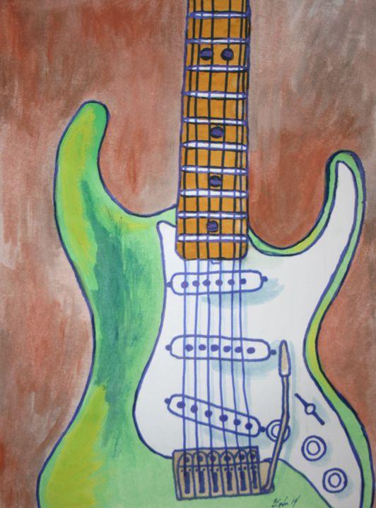 Guitar - BSparks