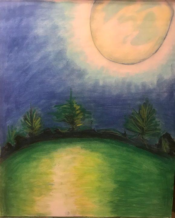 Moon Bathing - BSparks