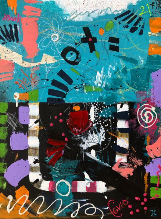 Breakthrough - Charles James Fine Art