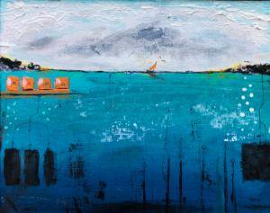Sail Away (Original SOLD)