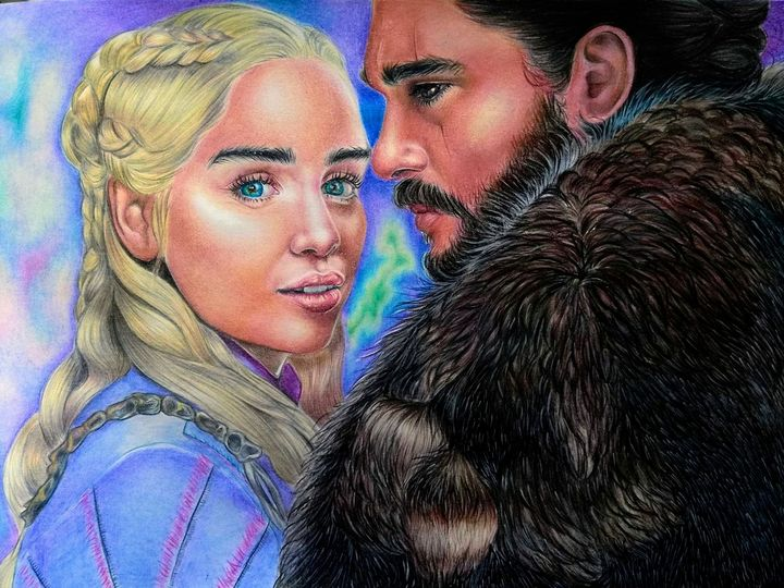 Game of thrones 90$ - Ankosi arts