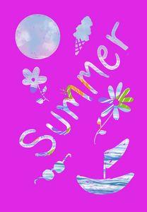 Summer Sea and Sail