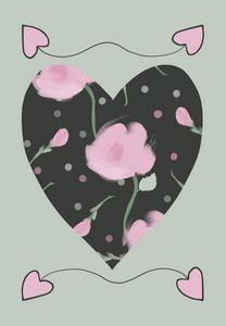 Rosey Heart