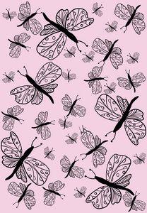 Fluttery Butterflies Bring Hope