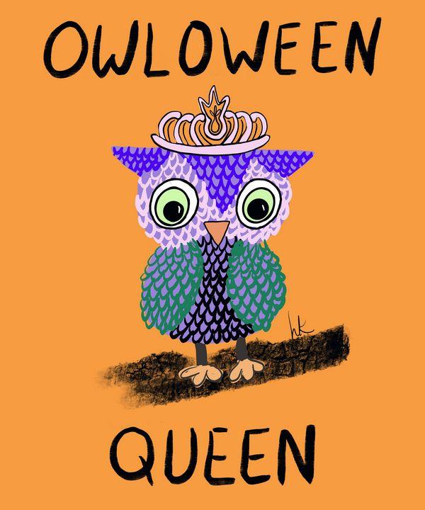 Owloween Queen - hkOriginals