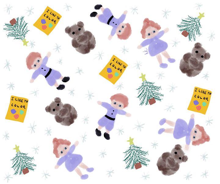Traditional Christmas Toys - hkOriginals