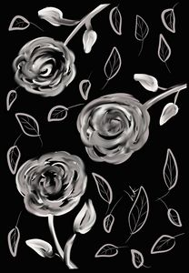 Rosy Impression