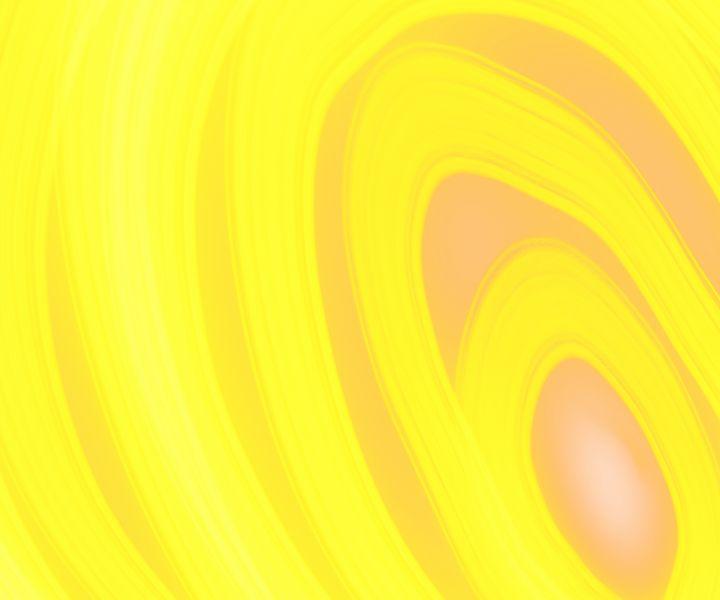 Yellow and Orange Abstract - hkOriginals