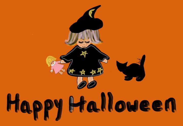 Little Doll Witch - hkOriginals