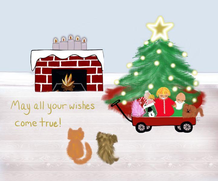 Wishes for Christmas - hkOriginals