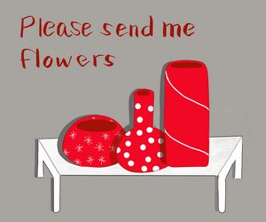 Please Send Me Flowers