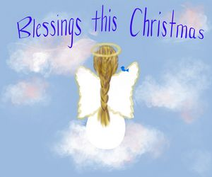 Blessings this Christmas