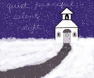 Quiet, Peaceful, Silent Night