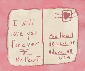 From Mr. Heart to Mrs. Heart