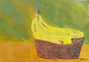 Bananas for bananas - Naman's