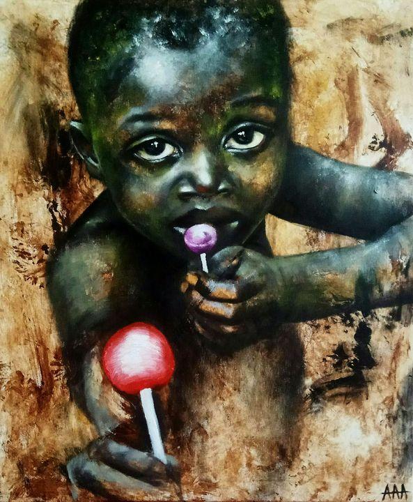 Lollipops, SOLD - Tres Ases