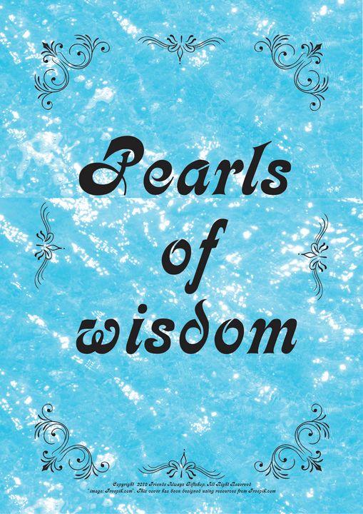 300 Pearls of wisdom - Friends Always Giftshop