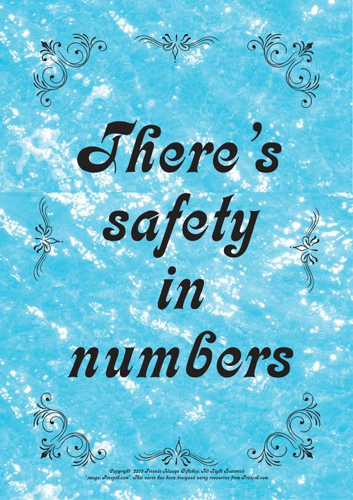 406 There's safety in numbers - Friends Always Giftshop