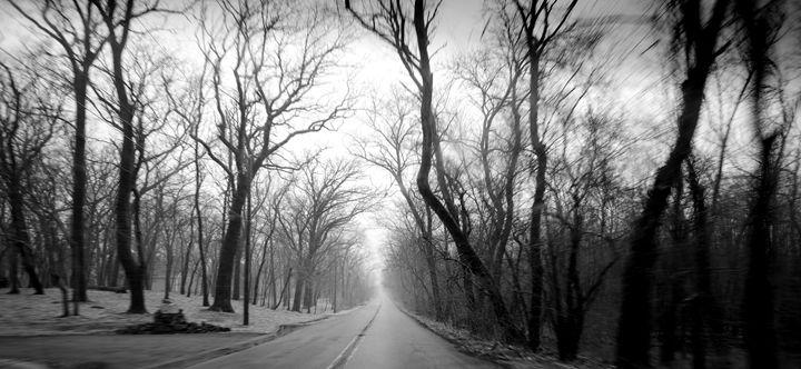 """Winter Wonderland"" - Joshua Levi Anderson"
