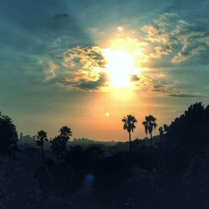 Runyon Canyon - Joshua Levi Anderson