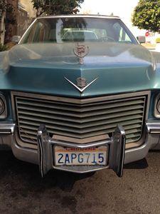 Classic California Cadillac