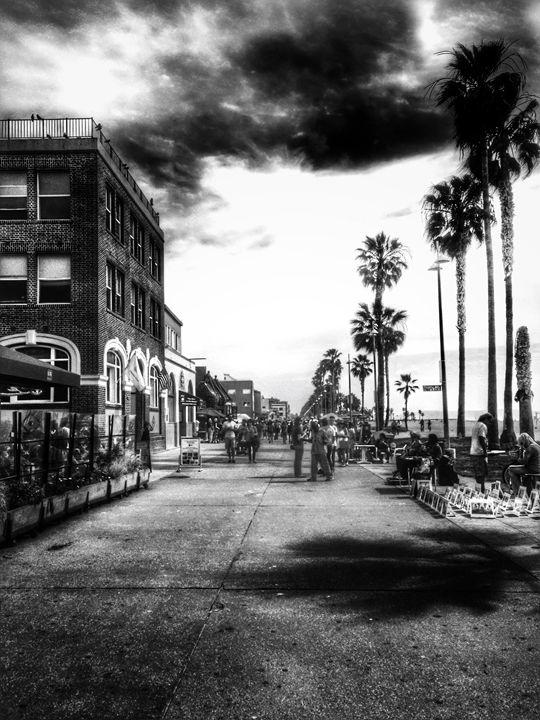 Venice, CA - Joshua Levi Anderson