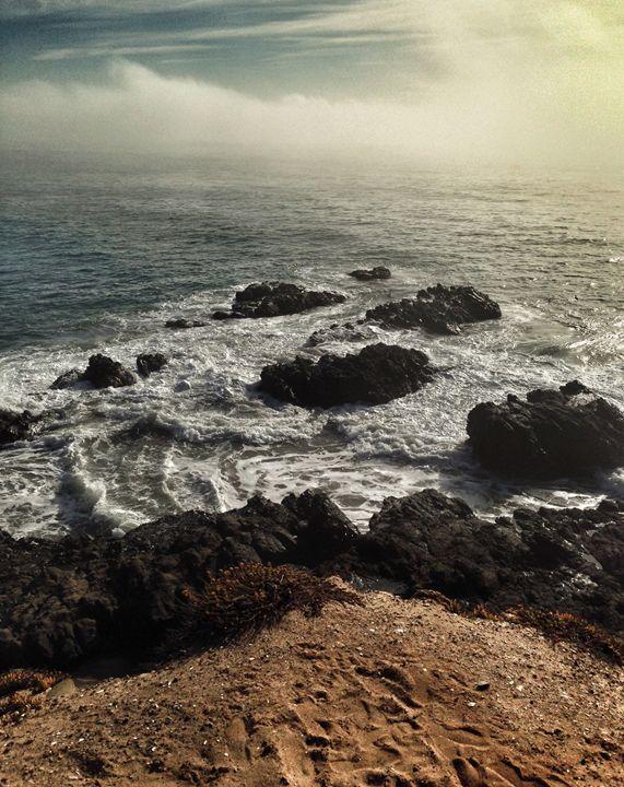 """Where the Ocean Meets Us"" - Joshua Levi Anderson"