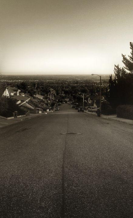 The Horizon - Joshua Levi Anderson