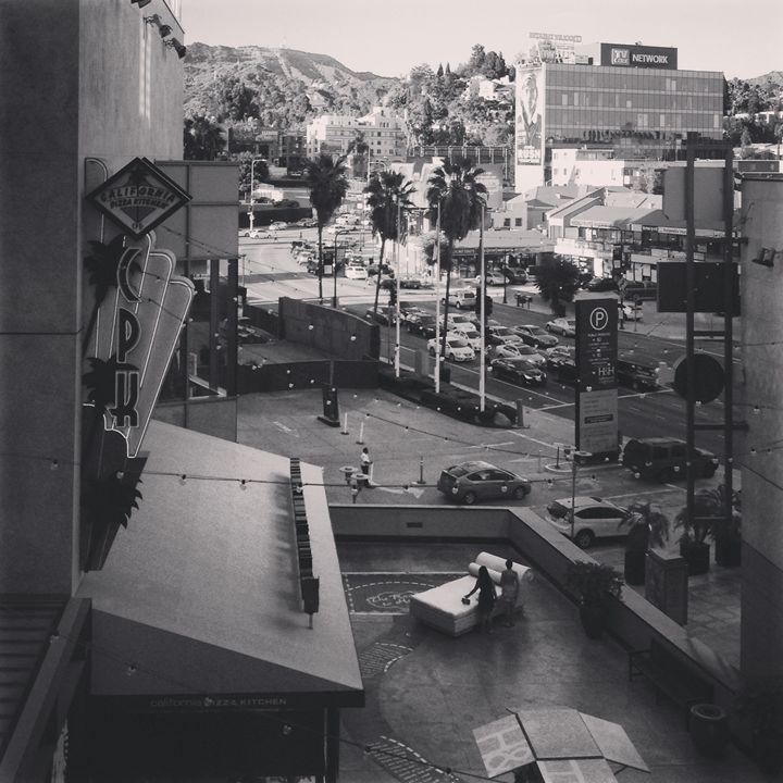"""Hollywood, CA 2014"" - Joshua Levi Anderson"