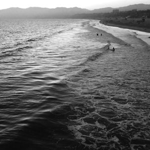 Santa Monica Beach, CA 2014