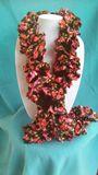 Floral sashay scarf