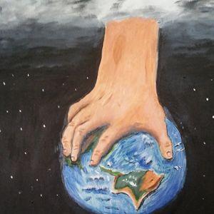 Power In HIs Hands
