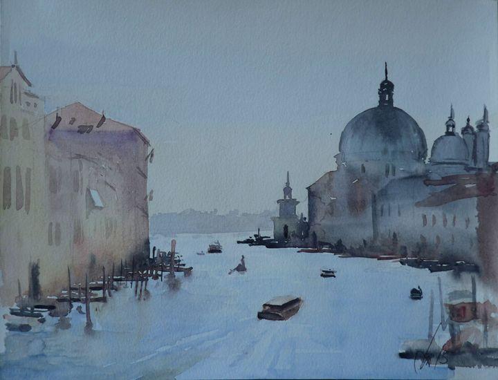 Salute, Venice - Laris