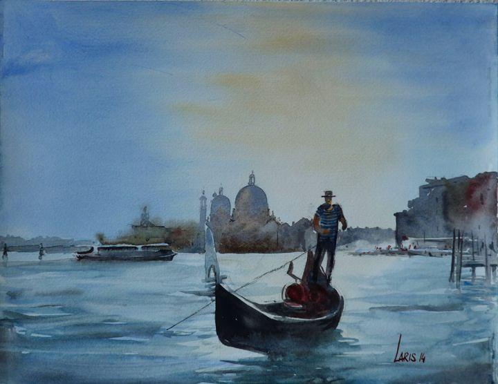 Lagoon, Venice - Laris
