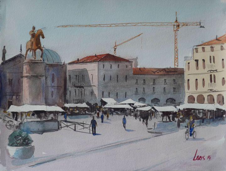 Padova morning market - Laris