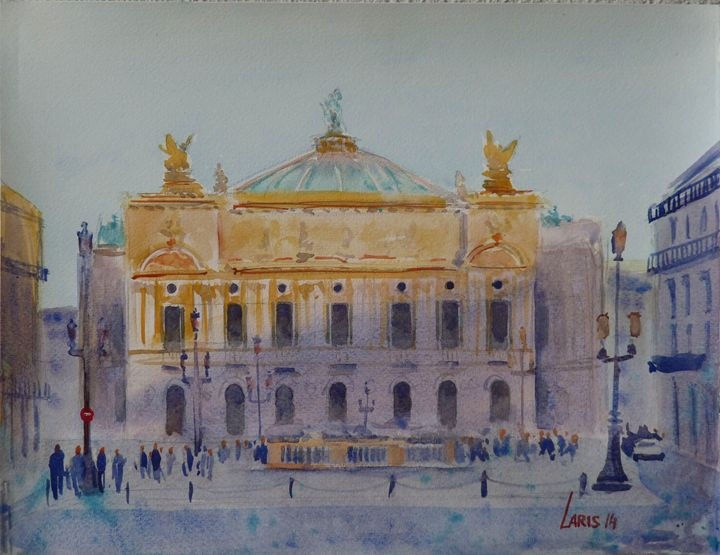 Opera, Paris - Laris