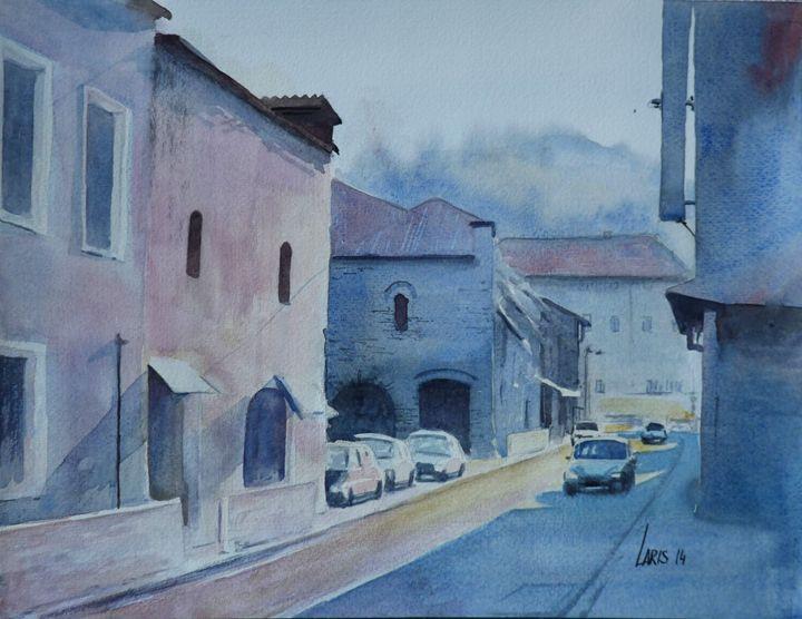Sarajevo morning light - Laris