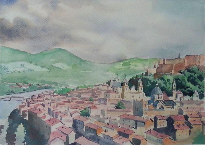 Salzburg - Laris
