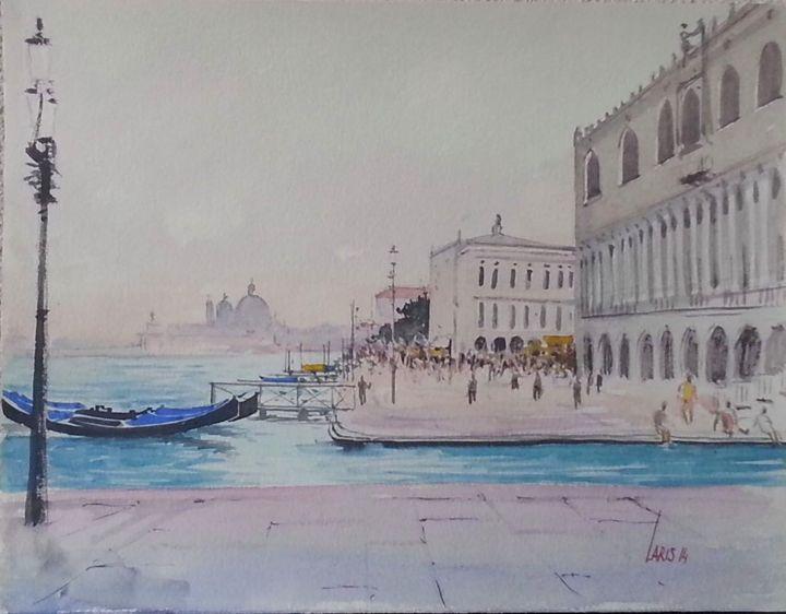 St.Marco, Venice - Laris