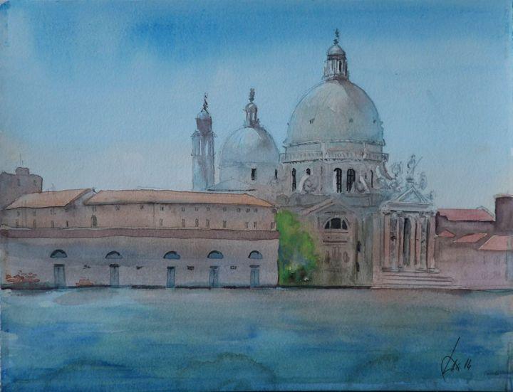Santa Maria Della Salute, Venice - Laris