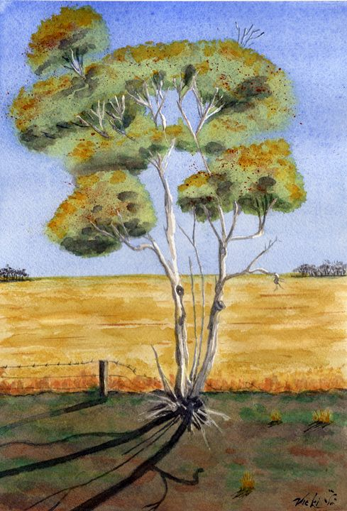 Mallee Country - Vicki B Littell